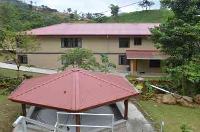 View of camp life - Arenal Lodge