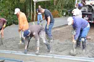 We love concrete