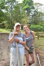 Carolyn and Kate